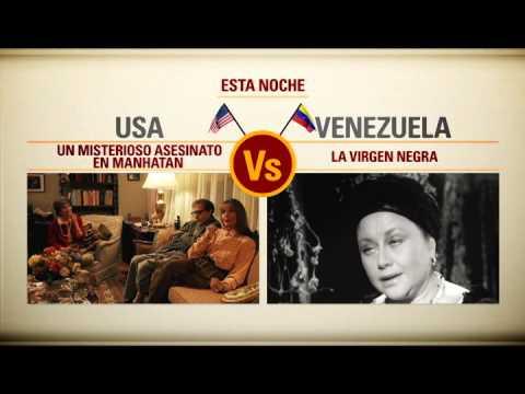 Mundial del Cine - USA Vs. Venezuela