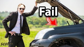 Here's Why Your Car is Designed to Fail