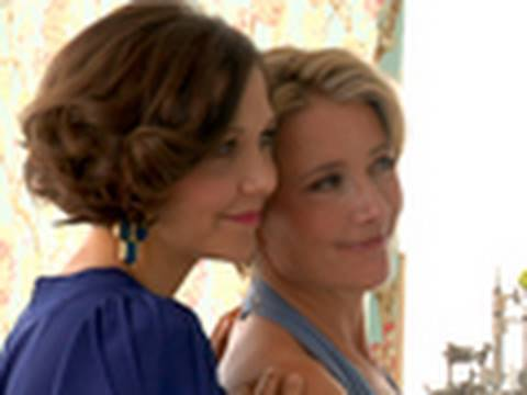 Maggie Gyllenhaal and Emma Thompson Interview