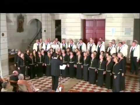 Rosas Pandan Par Le Choeur Itsasoa De Biarritz video