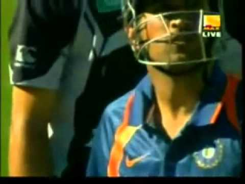 Dhoni's Magic Shot (helicopter Shot) video