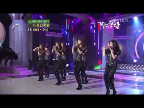 Snsd - Hoot (sep 17, 2011) video