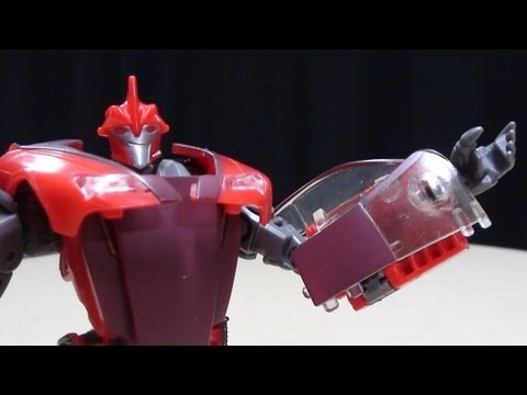 Transformers Prime RID Deluxe KNOCK OUT: EmGo's Transformers Reviews N' Stuff