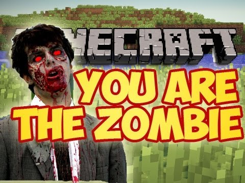 Minecraft Mods | Episode 770 | YOU ARE THE ZOMBIE | iPodmail | 1.4.5