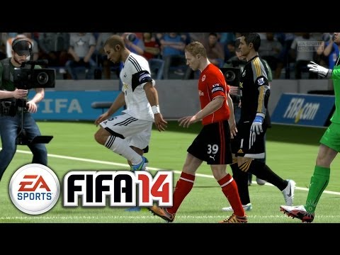 FIFA 14 - PS4 and Xbox One Review