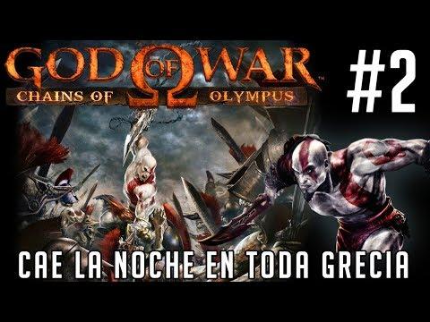 "Cae la noche en toda grecia - God Of War ""Chains Of the Olimpus"" #2 thumbnail"