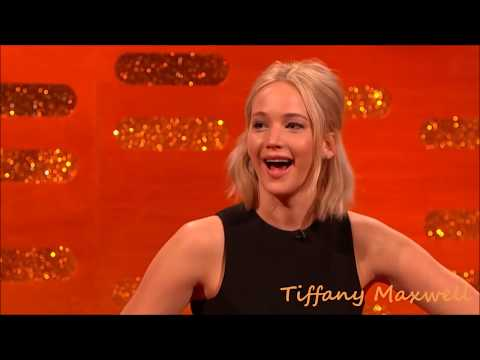Jennifer Lawrence - Funny Moments (Part 37)