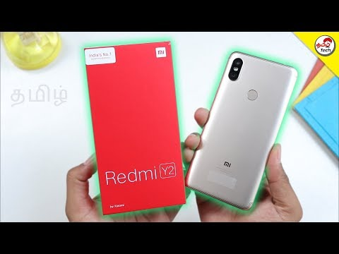 Redmi Y2 Unboxing , First Impression with Camera Samples    Tamil Tech