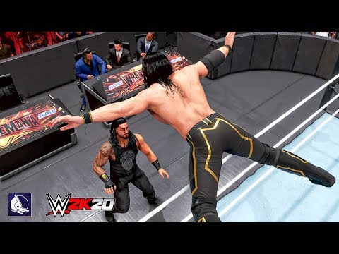 WWE 2K20 Every OMG Moment in the game