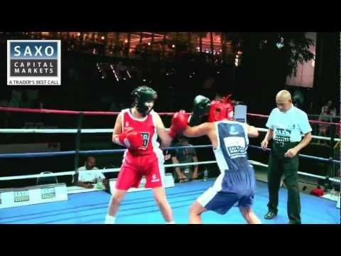 Saxo Capital Markets Asia Cup 2012: Bout 5 - ISABEL GONZALEZ vs TRICIA YAP