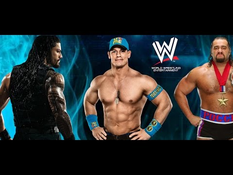 Major Wwe Backstage News On John Cena Roman Reigns & Rusev - Wwe's Plans For Reigns & Rusev video