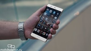 Обзор интерфейса EMUI на примере Huawei P9 Plus (review)