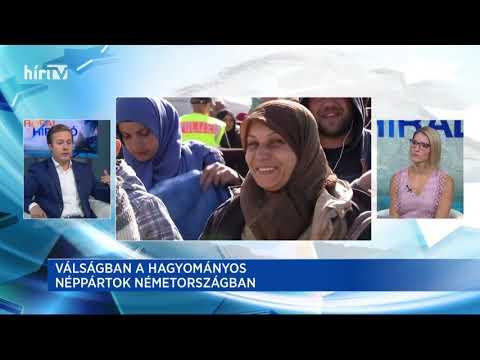 Európai híradó (2019-09-06) - HÍR TV