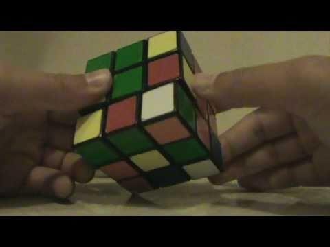 Solution rubik's cube 3x3x3 en français