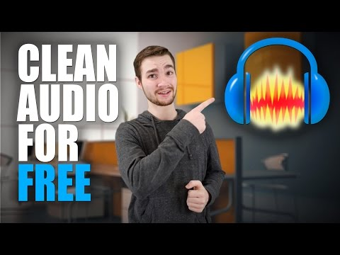 How to Remove Noise from Audio (For Free)