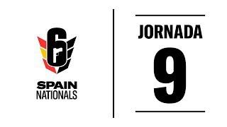R6 Spain Nationals Season 1 - Jornada 9 Día 2 #R6SpainNationals