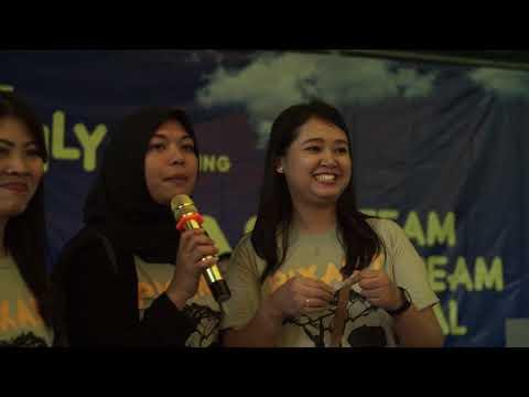 family gathering PIXART - Taman Safari Indonesia 30 September 2017