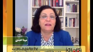""""""" موج حمایت ها از ریحانه جباری"""" : مصاحبه با مینا احدی - ۱ اکتبر ۲۰۱۴"""