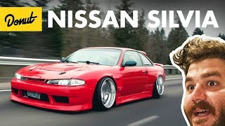 Nissan Silvia - Everything You Need to Know | Up to Speed