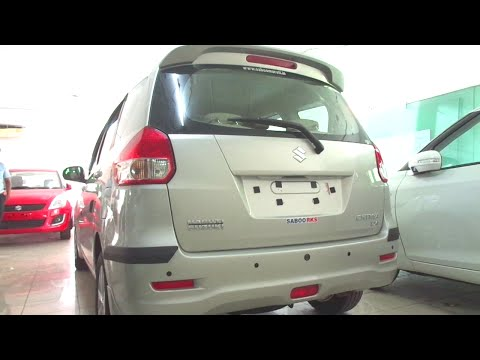 #Cars@Dinos: Maruti Suzuki Ertiga Interior Exterior Walkthrough