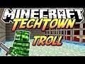 Minecraft TechTown - TROLLVERSUCH BEI SIBSTLP #77