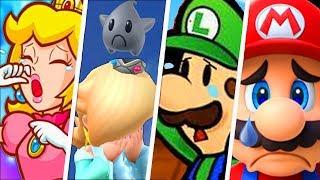 Evolution of Sad Super Mario Moments (2002 - 2018)
