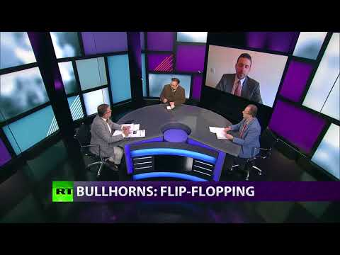 CrossTalk Bullhorns: Flip-flopping (Extended version)