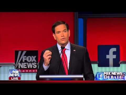 Marco Rubio Dominates Packed Fox News Debate | Marco Rubio for President