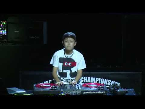 DJ RENA (Japan) - DMC World DJ Final 2017 - OFFICIAL VIDEO FROM DMC