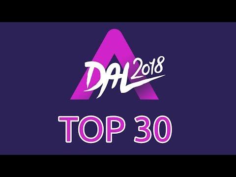 Eurovision 2018 Hungary - A DAL TOP 30