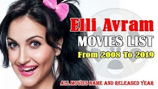 Elli Avram: Movies List | Born, Stockholm, Sweden - From 2008 to 2019