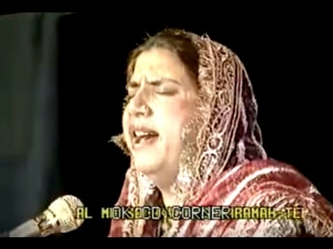 Lambi Judaai - Reshma - Live video