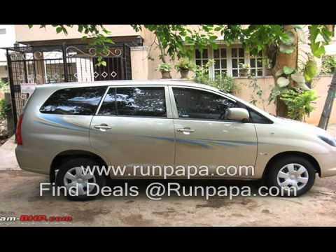 Toyota Innova Sale. Toyota Innova Colours