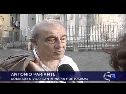 Viaggio tra le chiese chiuse e inaccessibili di Napoli con la troupe del TG3