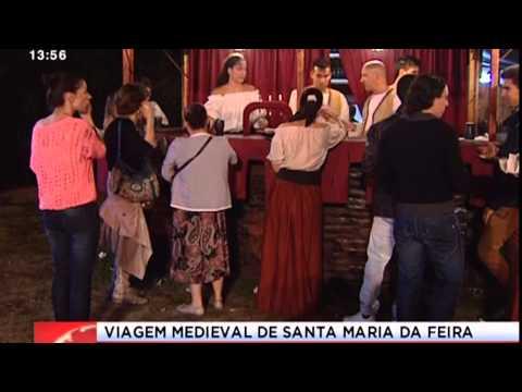 Viagem Medieval Santa Maria da Feira 2014
