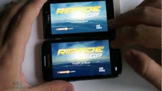 Sony Xperia Sola vs Samsung Galaxy Ace 2_ сравнение (comparison)