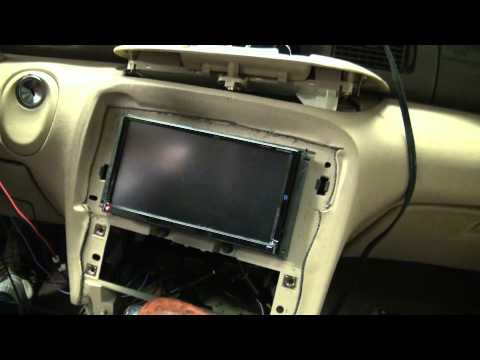 DNX9960 Part 1 Installation in a 1998 Lincoln Mark VIII