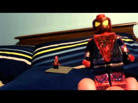 The amazing spider man spider man reboot 2012 lego youtube - Lego the amazing spider man 3 ...