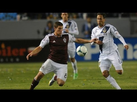 HIGHLIGHTS: LA Galaxy vs Colorado Rapids | March 23, 2013