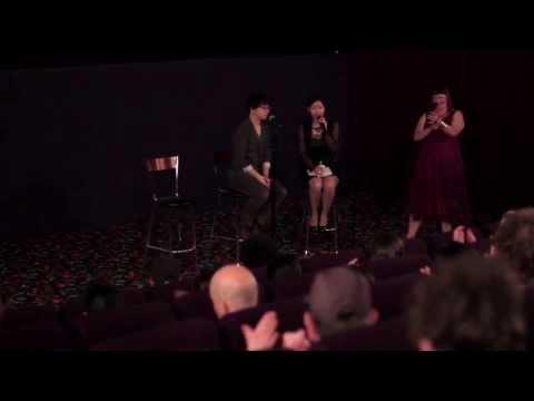 The Garden Of Words World Premier Q&A With Director/ Writer Makoto Shinkai