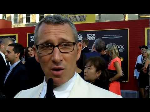 Rock Of Ages Hollywood Movie Premiere: Director Adam Shankman Interview