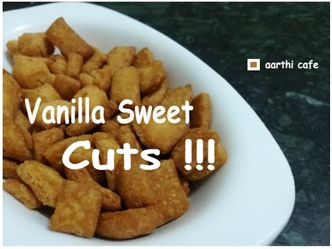 Maida Biscuit Recipe | Diamond Cuts | Vanilla Sweet Biscuit