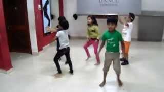 easy dance for kids | preem leela song | Preem Ratan dhan payo movie |