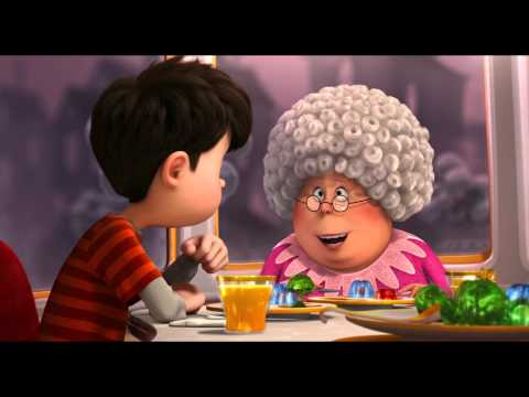 Dr Seuss The LORAX - Zac Efron On Ted
