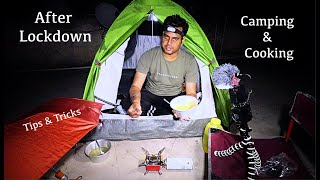 Finally I Did Roof Camping & Cooking / Camping in India