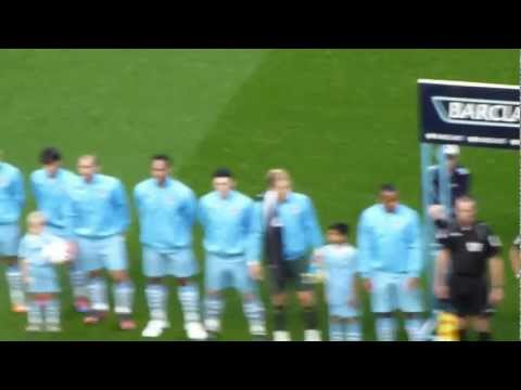 Manchester Derby 30/04/2012