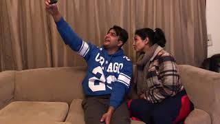 Selfie 🤳 ਬਾਂਦਰ ਵਾੰਗੂ ਮੁੰਹ ਬਣਾਓ | Mr Sammy Naz | Punjabi Funny Video | Tayi Surinder Kaur