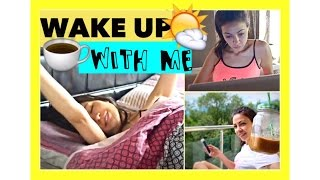 Събудете се с мен ♡ Wake Up With Me | Summer edition | Юни 2016