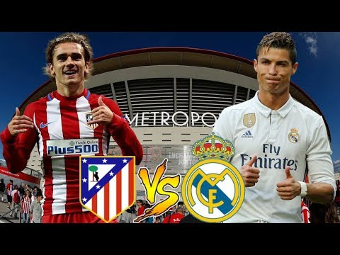 EL DERBI ATLETICO MADRID VS REAL MADRID LA LIGA 18/11/2017 thumbnail
