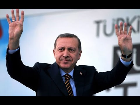 Recep Tayyip Erdogan: The strongman and his violent entourage in 60 seconds